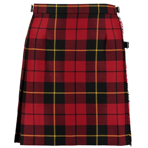 Tartan Mini Kilt in Wallace Modern